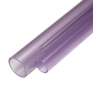 PVC-U kirkkaat putket