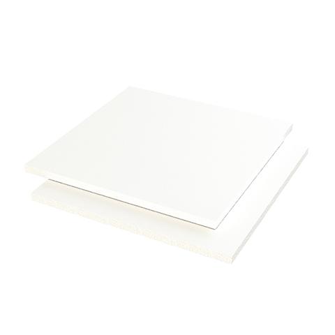 Vaahto-PVC-levyt valkoiset