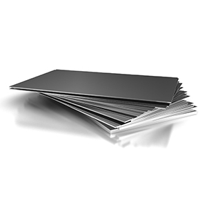 Eloksoidut alumiinilevyt