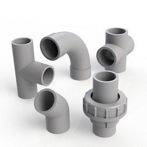PVC-C osat