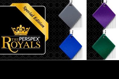 Vink | Perspex Royals