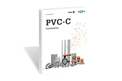 Vnk | PVC-C Tuoteluettelo