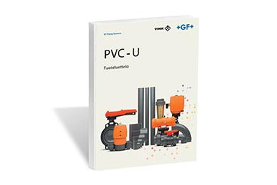 Vnk | PVC-U Tuoteluettelo
