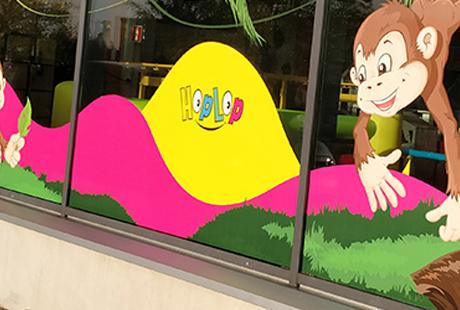 Ikkuna- ja seinätarra