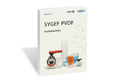 Vnk | PVDF Standard Tuoteluettelo