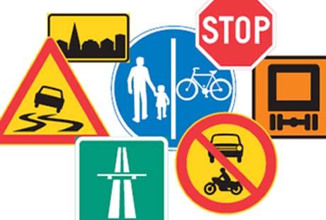 Liikennemerkkitarrat